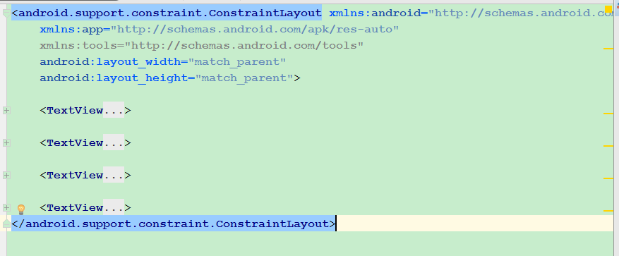Android基础ConstrainLayout约束布局的介绍和使用-JEESNS
